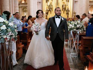 La boda de Yameli y Marco