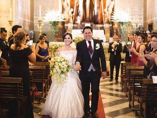La boda de Melanie  y Juan