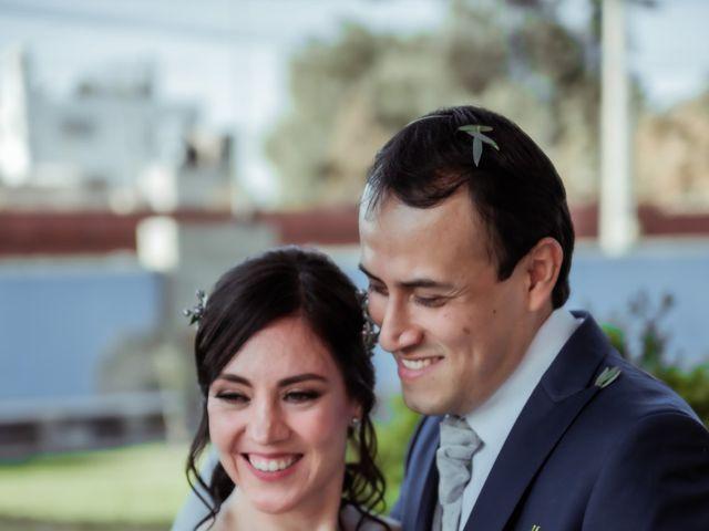 La boda de Fabio y Lilia en Cholula, Puebla 3