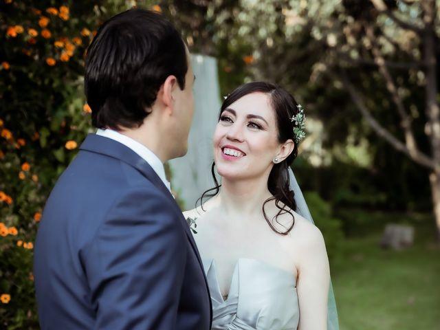 La boda de Fabio y Lilia en Cholula, Puebla 5