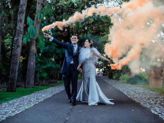 La boda de Fabio y Lilia en Cholula, Puebla 8