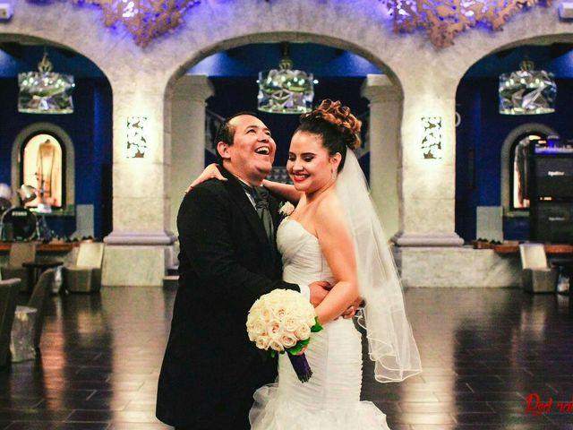 La boda de Dominique y Miguel