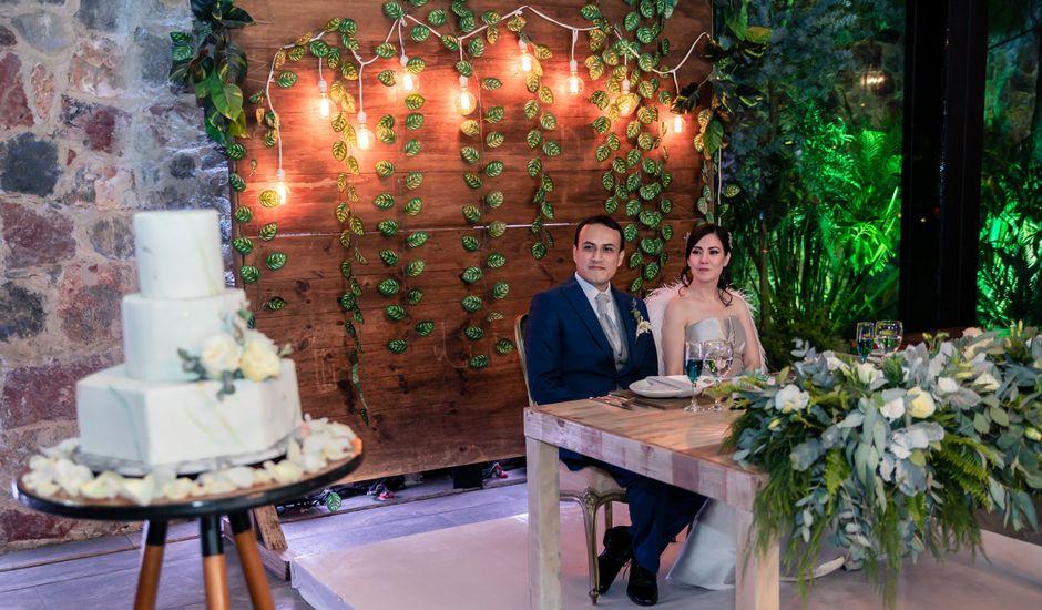 La boda de Fabio y Lilia en Cholula, Puebla