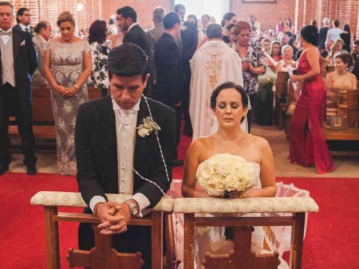 La boda de Lulu y Miguel