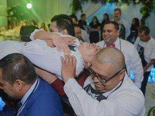 La boda de Luz y Francisco 2