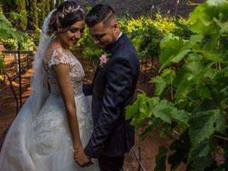 La boda de Marissela y Alberto 2