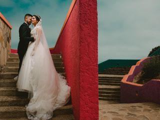 La boda de Marissela y Alberto