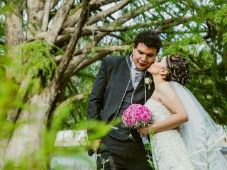 La boda de Tere y Nivardo 1