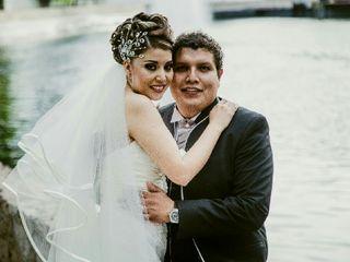 La boda de Tere y Nivardo