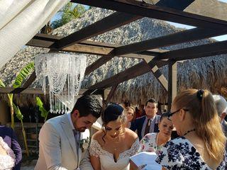 La boda de Karla  y Héctor 2