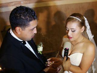 La boda de Eloisa y Fernando