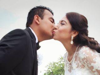 La boda de Mayra y Jaasiel  1