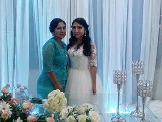 La boda de Mayra y Jaasiel  3
