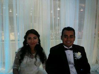 La boda de Mayra y Jaasiel