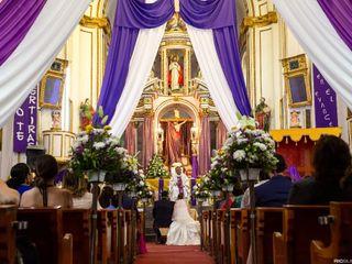 La boda de Guadalupe y Enrique 1