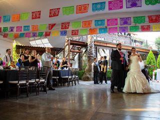 La boda de Guadalupe y Enrique 3