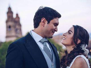 La boda de Janeth y Javier