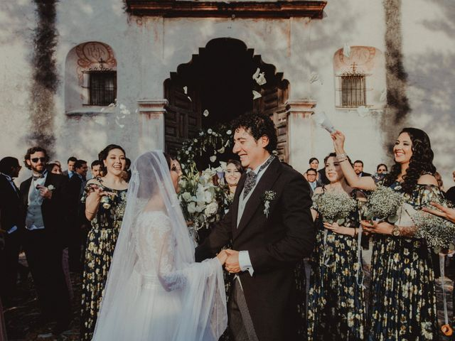 La boda de Sergio y Mara