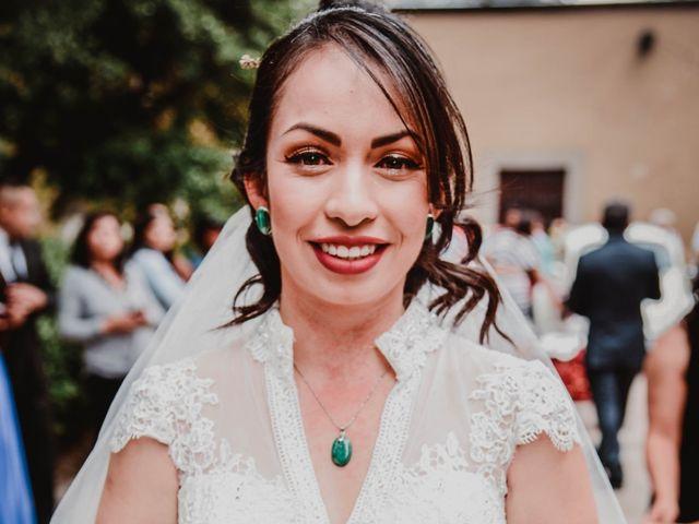 La boda de Diego y Diana en Tepotzotlán, Estado México 6
