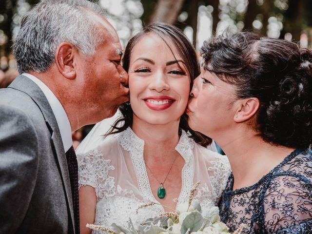 La boda de Diego y Diana en Tepotzotlán, Estado México 9
