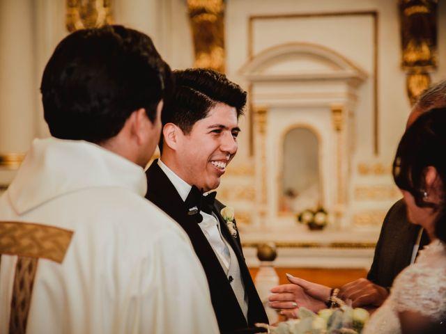 La boda de Diego y Diana en Tepotzotlán, Estado México 11