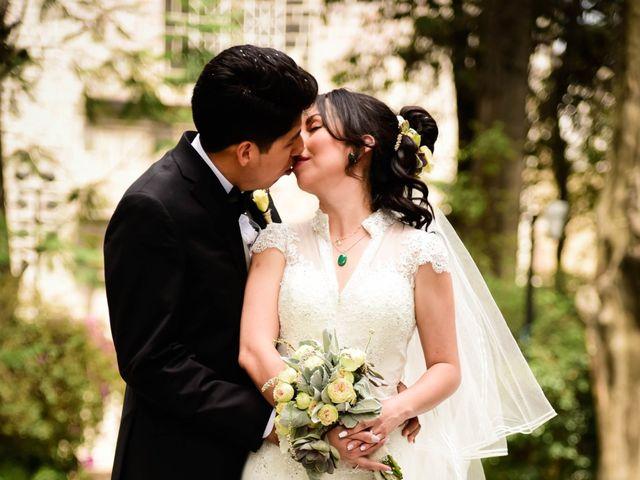 La boda de Diego y Diana en Tepotzotlán, Estado México 22