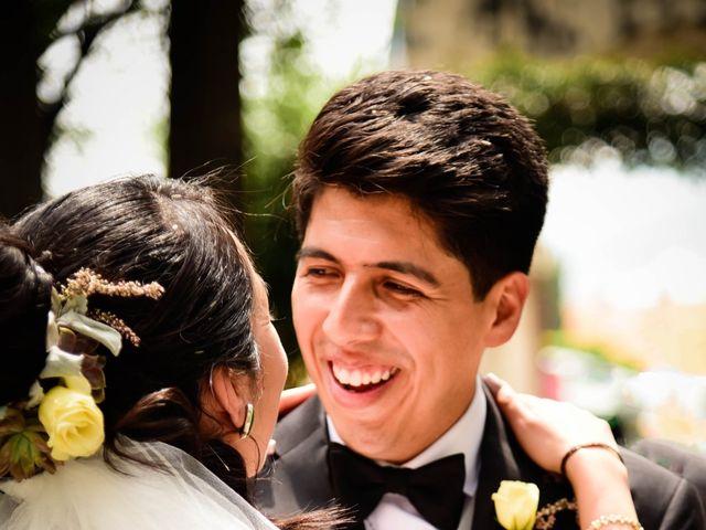 La boda de Diego y Diana en Tepotzotlán, Estado México 23