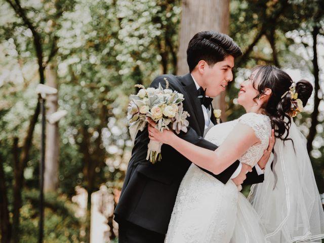 La boda de Diego y Diana en Tepotzotlán, Estado México 24