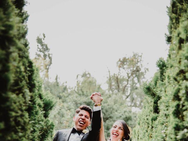 La boda de Diego y Diana en Tepotzotlán, Estado México 1