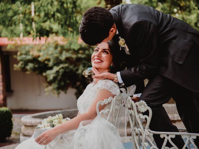 La boda de Diego y Diana en Tepotzotlán, Estado México 38
