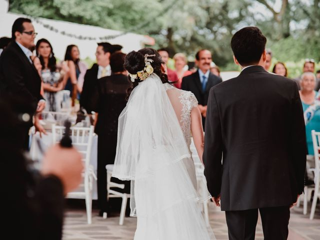 La boda de Diego y Diana en Tepotzotlán, Estado México 46