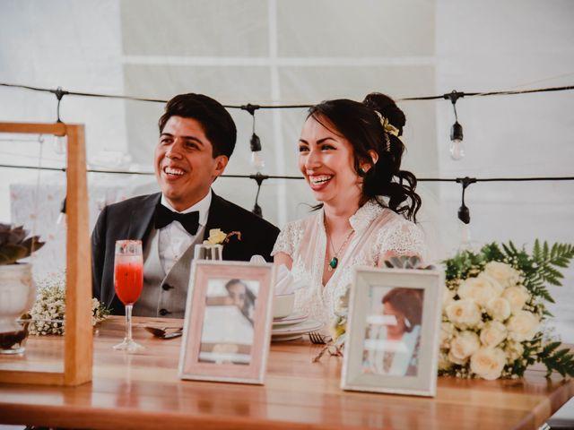 La boda de Diego y Diana en Tepotzotlán, Estado México 47