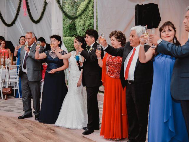La boda de Diego y Diana en Tepotzotlán, Estado México 48