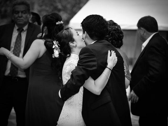 La boda de Diego y Diana en Tepotzotlán, Estado México 56