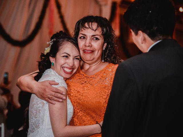La boda de Diego y Diana en Tepotzotlán, Estado México 57