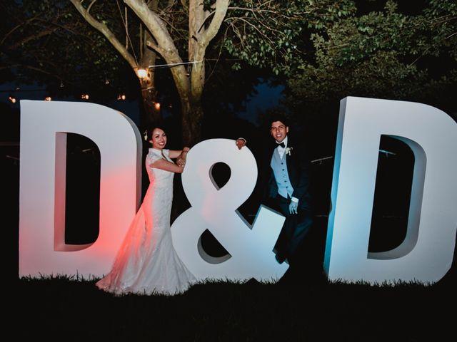 La boda de Diego y Diana en Tepotzotlán, Estado México 59