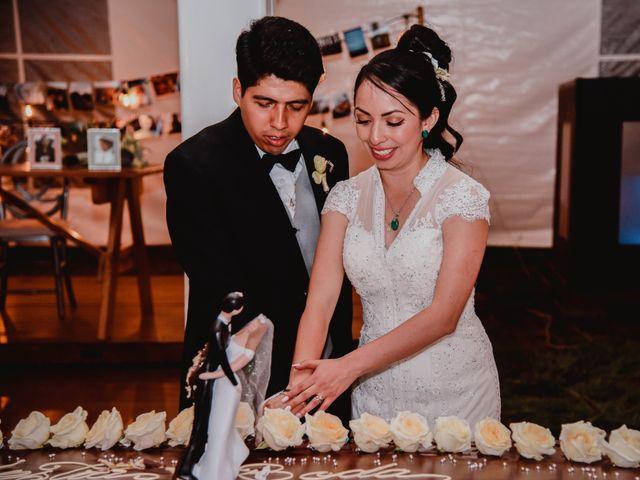 La boda de Diego y Diana en Tepotzotlán, Estado México 62