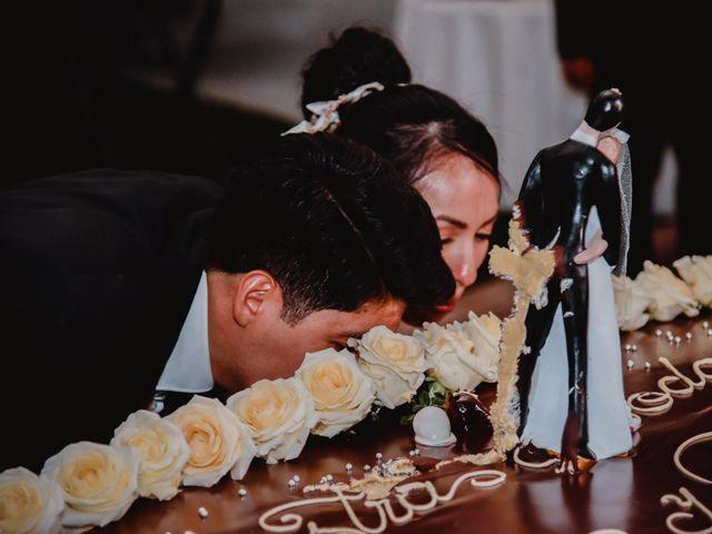 La boda de Diego y Diana en Tepotzotlán, Estado México 63