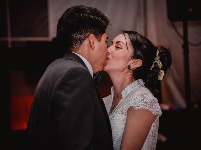 La boda de Diego y Diana en Tepotzotlán, Estado México 64