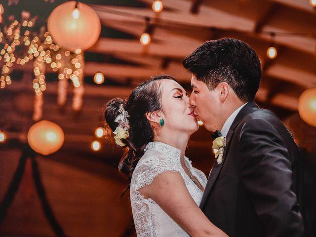La boda de Diego y Diana en Tepotzotlán, Estado México 65