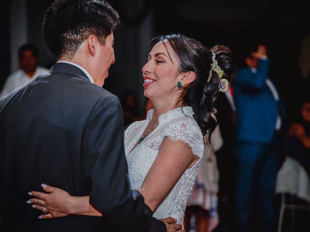 La boda de Diego y Diana en Tepotzotlán, Estado México 70