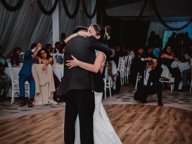 La boda de Diego y Diana en Tepotzotlán, Estado México 73