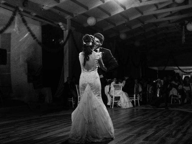La boda de Diego y Diana en Tepotzotlán, Estado México 74
