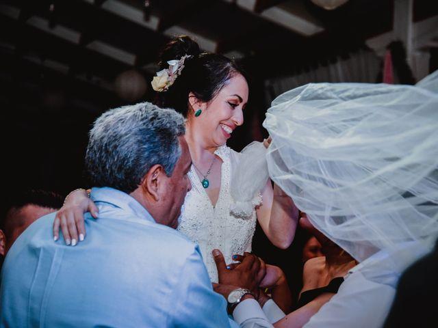 La boda de Diego y Diana en Tepotzotlán, Estado México 76
