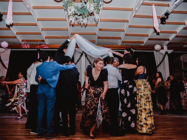 La boda de Diego y Diana en Tepotzotlán, Estado México 77