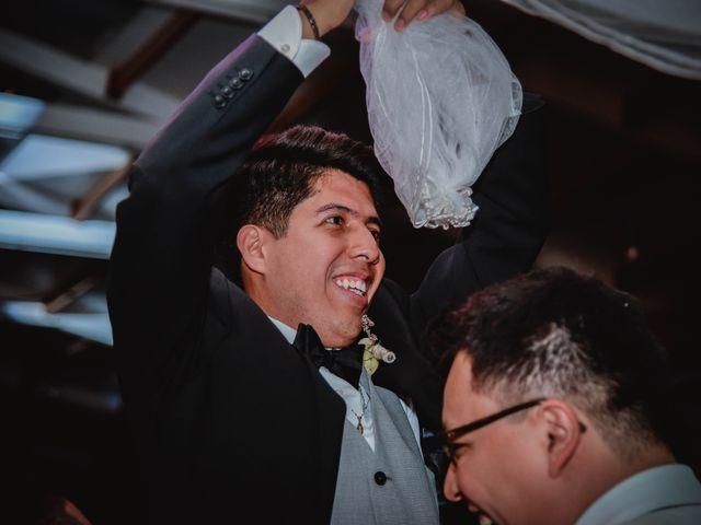 La boda de Diego y Diana en Tepotzotlán, Estado México 81
