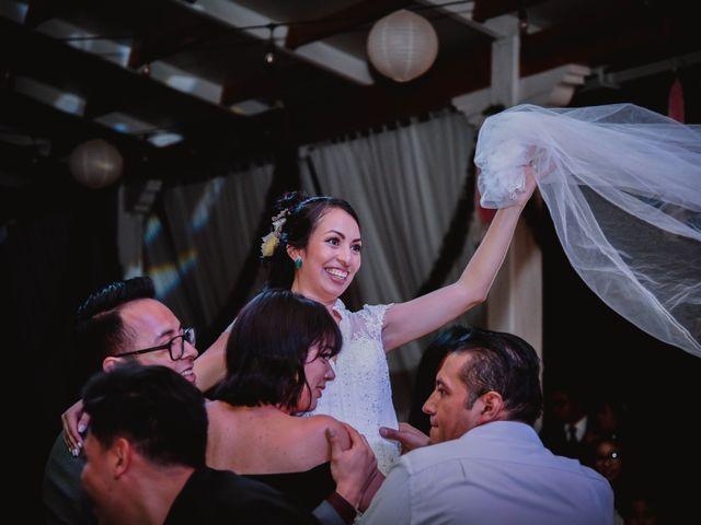La boda de Diego y Diana en Tepotzotlán, Estado México 82
