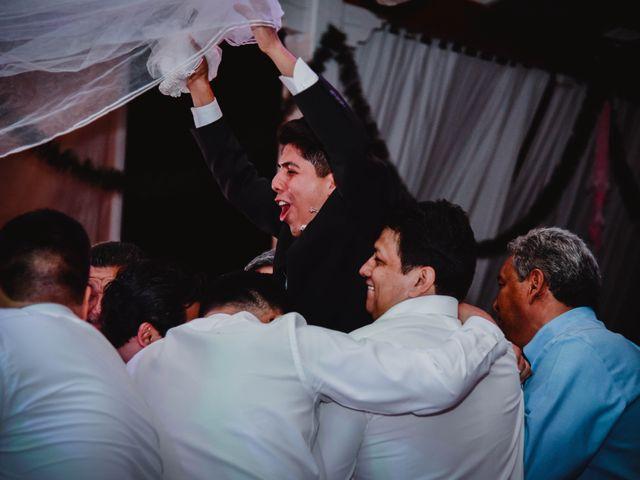 La boda de Diego y Diana en Tepotzotlán, Estado México 83