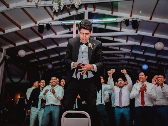 La boda de Diego y Diana en Tepotzotlán, Estado México 92