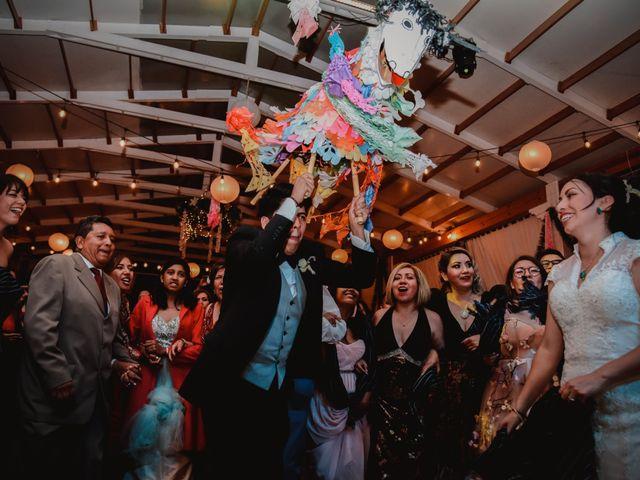 La boda de Diego y Diana en Tepotzotlán, Estado México 95